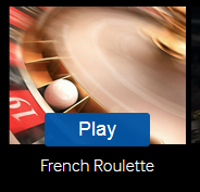 Betway French Roulette