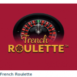 Play top netent games at Leo Vegas online casino including Live and Classic French Roulette