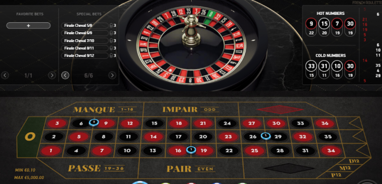 Strategy Betting Made Easy : 35 Strategy Bets in French Roulette – Automatically – PART 3