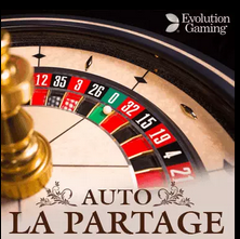 Evolution Gaming Live Dealer Auto La Partage
