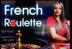 Evolution Gaming Live Dealer French Roulette