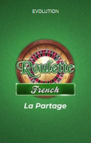 Evolution Gaming Software - Auto Roulette La Partage