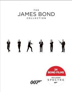 James Bond Variants