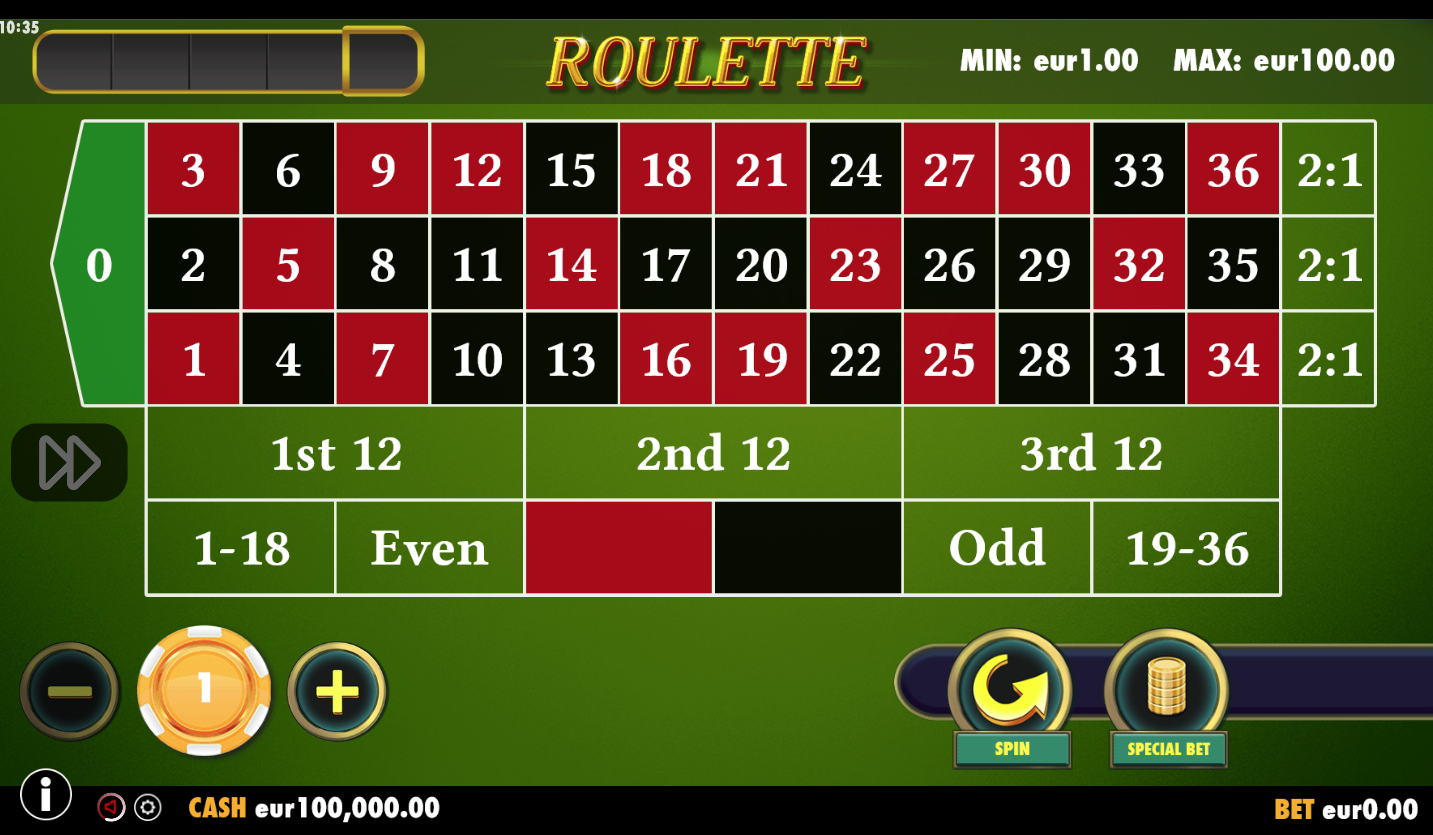 Pragmatic Play Crystal Roulette Software