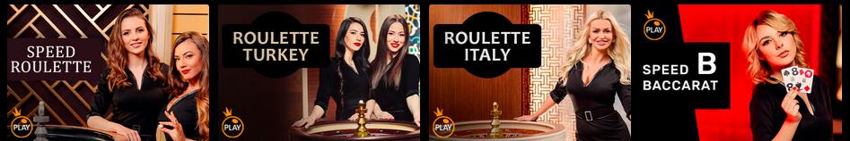 Pragmatic Play Live Dealer Roulette