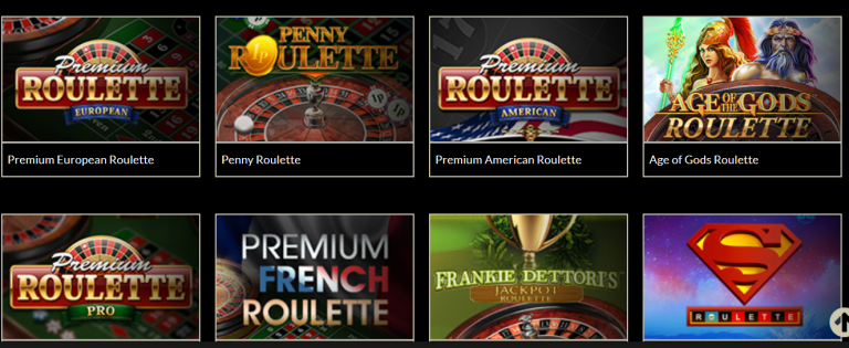 French Roulette at EuroGrand Casino