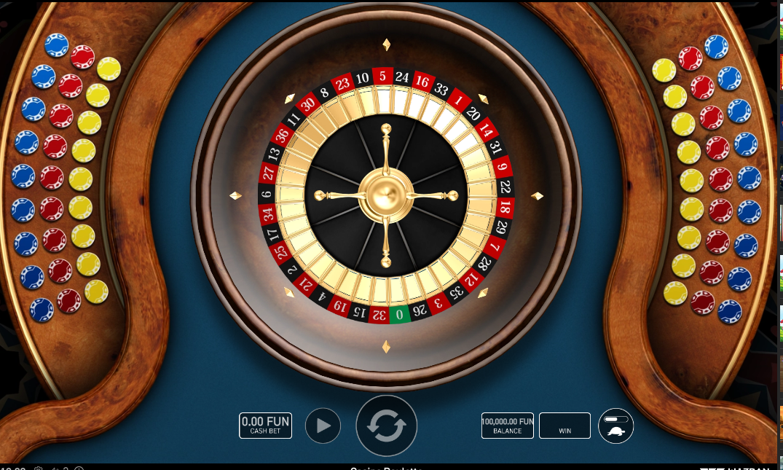 Wazdan Casino Roulette Software